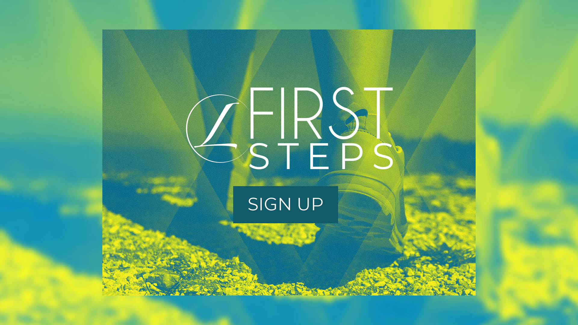 First Steps Signup photo