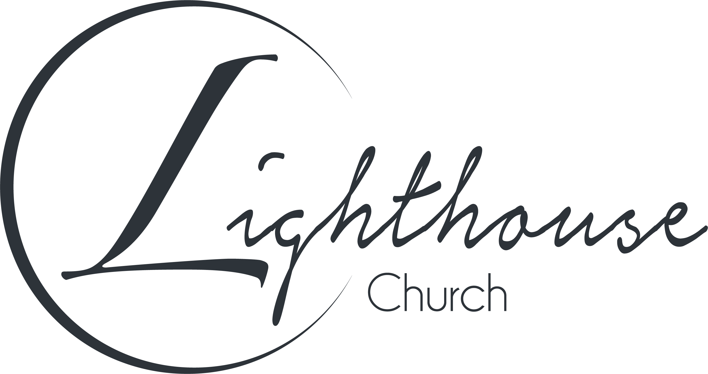 Lighthouse Church logo color | Contemporary Worship | Kingsport, TN
